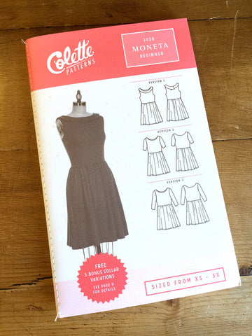 Grainline - Willow Tank dress pattern