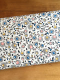Dashwood Studio - Susan Driscoll - September Blue - Pod Trail - White - Craftyangel