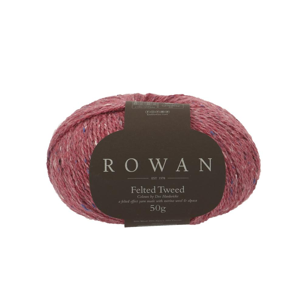 Rowan Felted Tweed - Dee Hardwicke - Dusk Rose (802) - Craftyangel