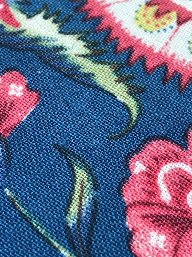 Dutch Heritage - Chintz Large (5000) - Blue - Craftyangel