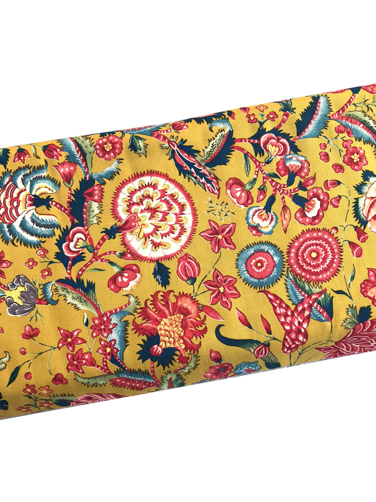 Dutch Heritage - Chintz Large (5000) - Mustard - Craftyangel