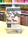 Elizabeth Hartman - Dogs in Sweaters - Craftyangel
