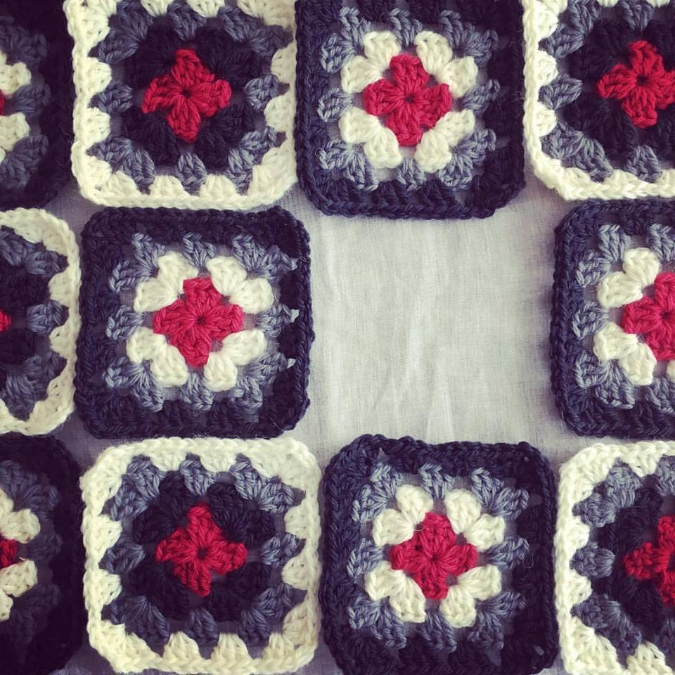 [1 spaces left] Beginners Crochet with Sue Maton [Sat 29th Feb: 10pm - 1pm] - Craftyangel