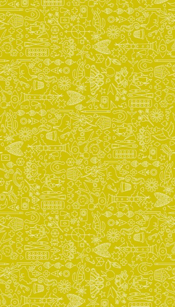Sun Prints 2019 - Collection - Chartreuse