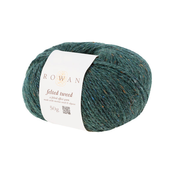 Rowan Felted Tweed - Pine (158)