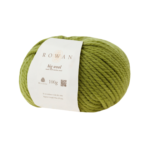 Rowan Big Wool - Normandy (086)