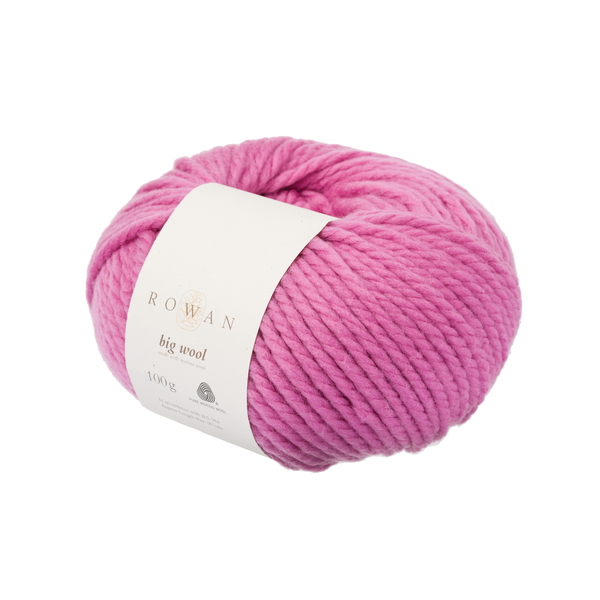 Rowan Big Wool - Aurora Pink (084)
