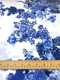 In Blue - Bloesem Royal - Craftyangel