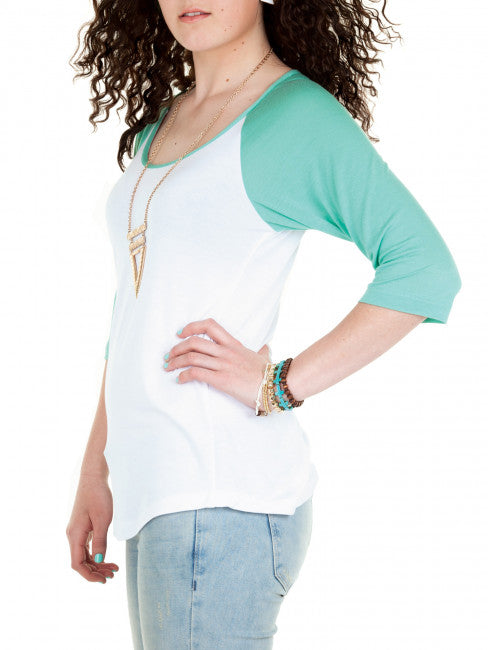 Jalie - Raglan T-Shirt, racerback and tunic - Top - Craftyangel