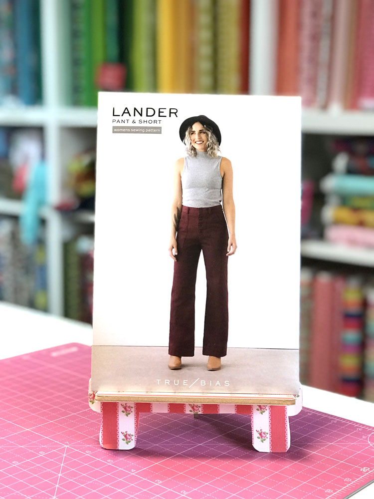 True Bias Patterns - Lander Pant and Shorts - Craftyangel