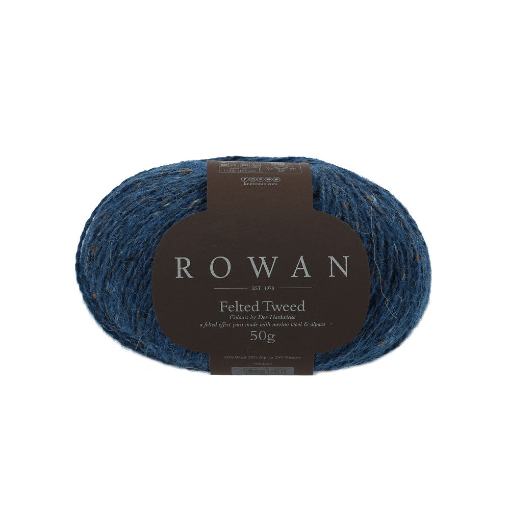 Rowan Felted Tweed - Dee Hardwicke - Night Sky (804)