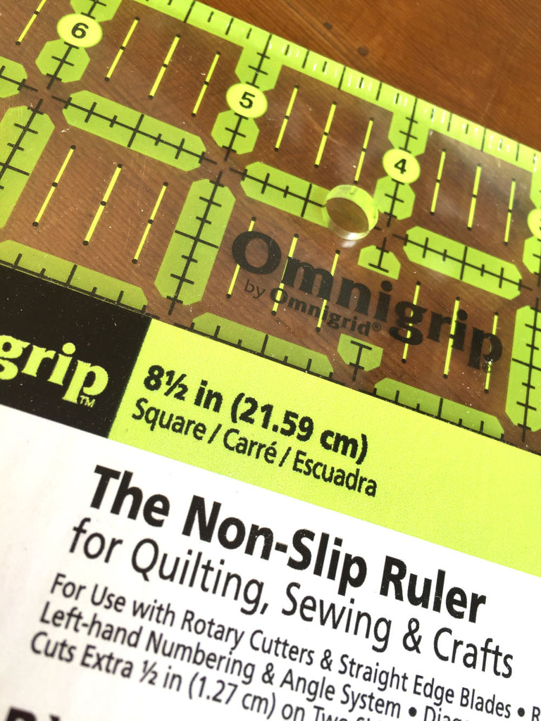 "Quilting Ruler - 8½"" Square (21.59cm)"