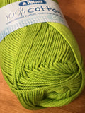 Patons 100% Cotton DK - Apple Green (2205) - Craftyangel