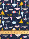 Dashwood - Rain or Shine - Navy - Craftyangel