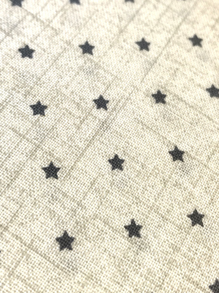 Mini Stars- Scandi - Grey - Craftyangel