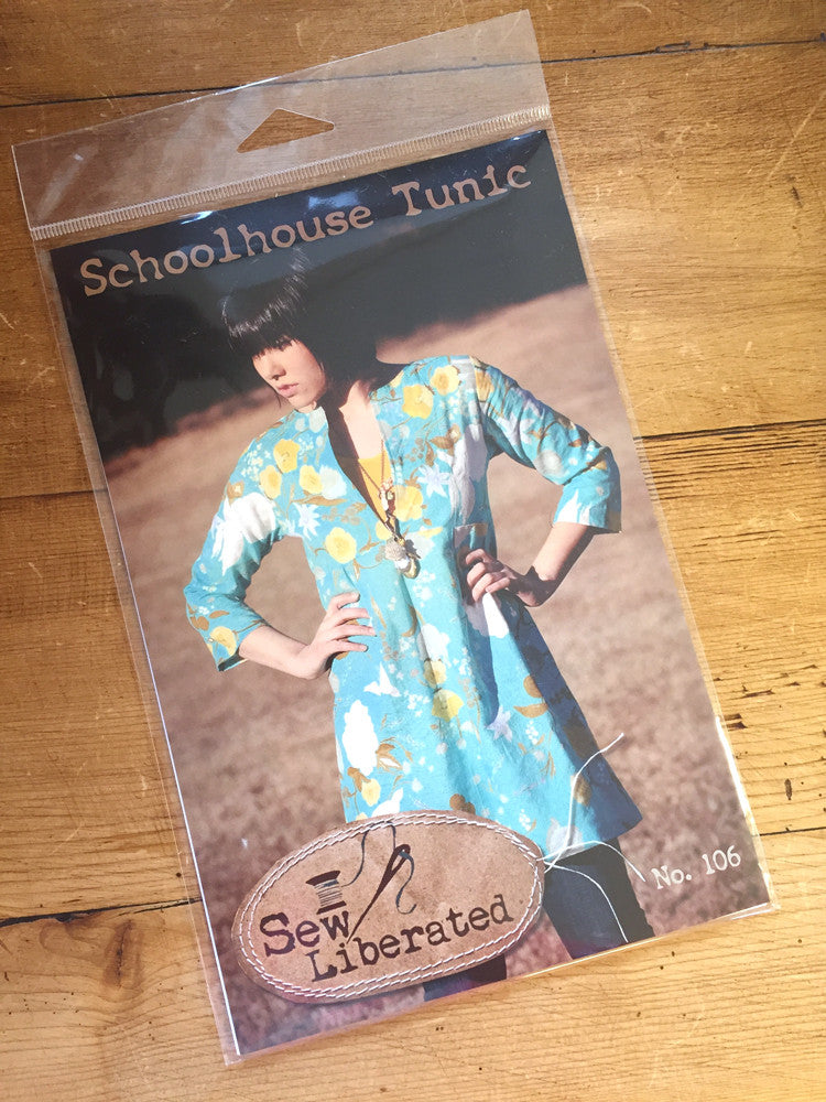 Sew Liberated - Schoolhouse Tunic pattern