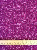 Sevenberry - Purple spot - Lawn - Craftyangel