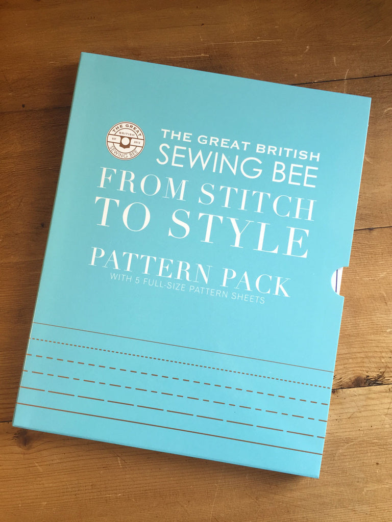 The Great British Sewing Bee - From Stitch to Style by Wendy Gardiner - Craftyangel