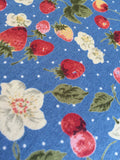 Treasures by Shabby Chic - Garden Rose Collection - Blue