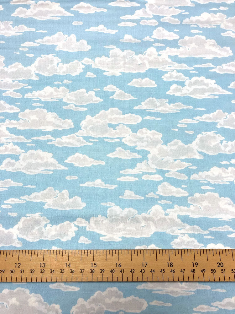 Sea Breeze - Sky - Blue