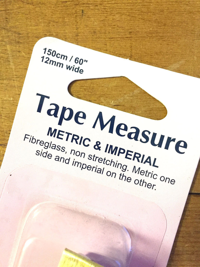 Tape Measure - Craftyangel