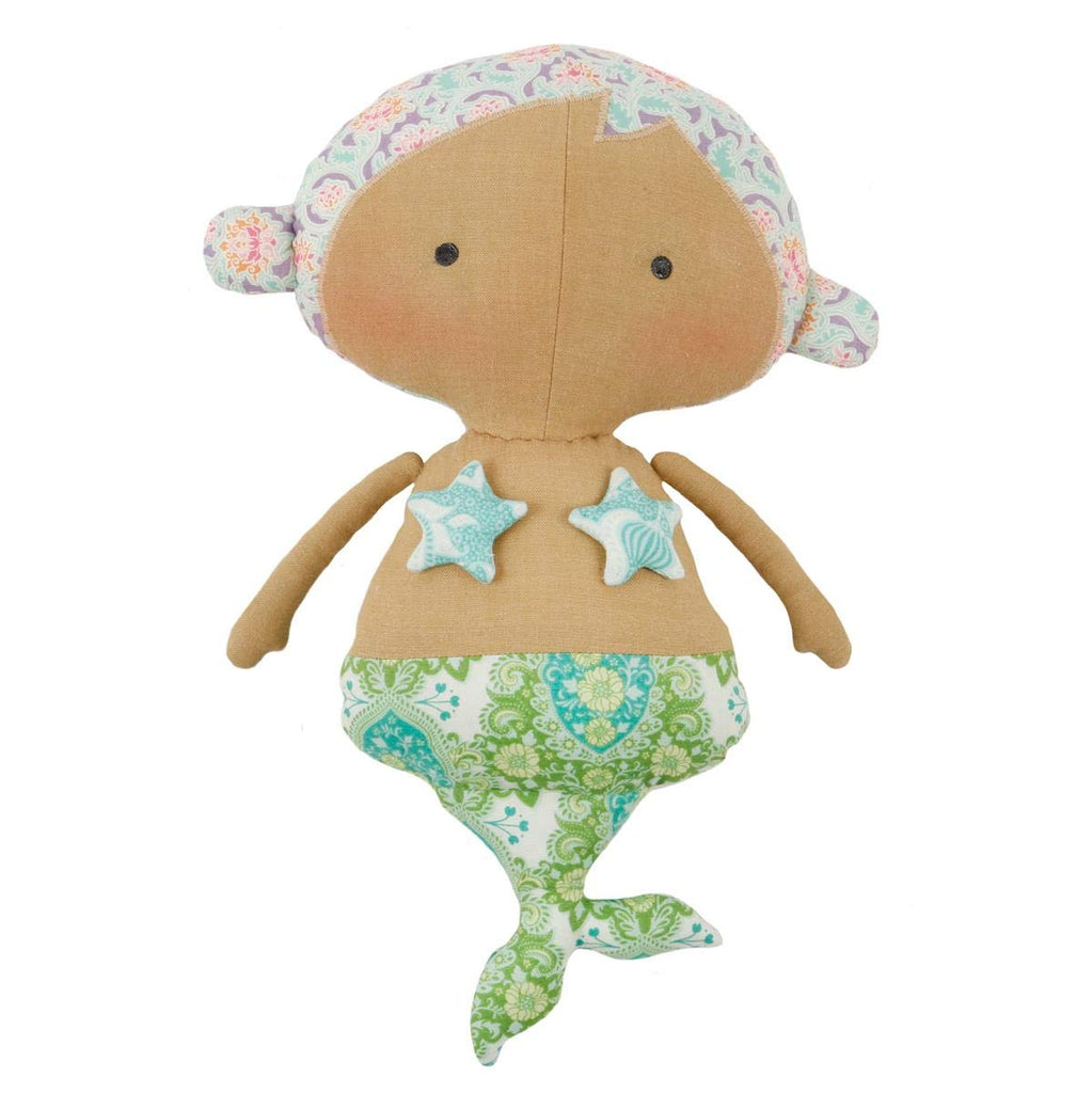 Tilda Sweet Mermaid - Doll sewing kit- Sunkiss