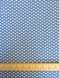 Tiny Hearts and Dots - Blue - Craftyangel