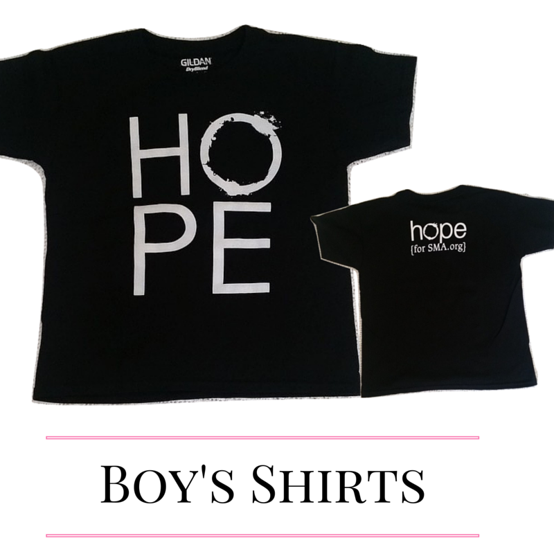 Boy's Black Shirt