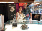 Dustin and Sandra Top Meteorite