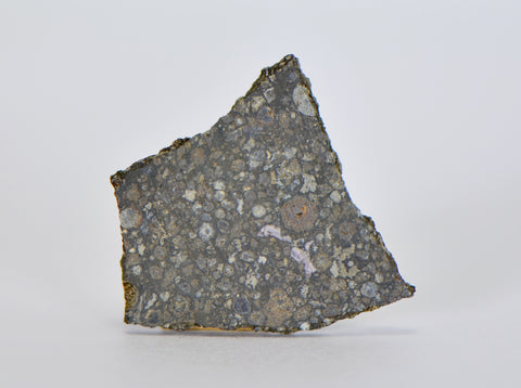 2.33g ALLENDE Carbonaceous Chondrite Meteorite Slice - Observed Fall