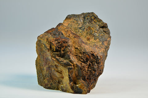 Stoney-Iron Meteorite | Bondoc Mesosiderite B4 | 166.8g End Cut