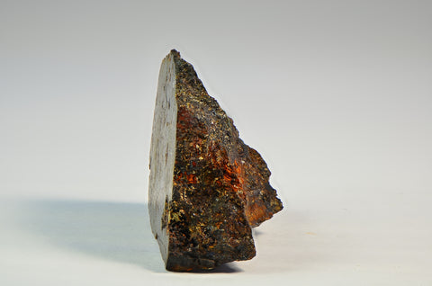 Stoney-Iron Meteorite | Bondoc Mesosiderite B4 | 35.9g End Cut
