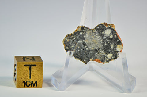 Lunar Meteorite 2g End Cut | Lunar Breccia | The Moon