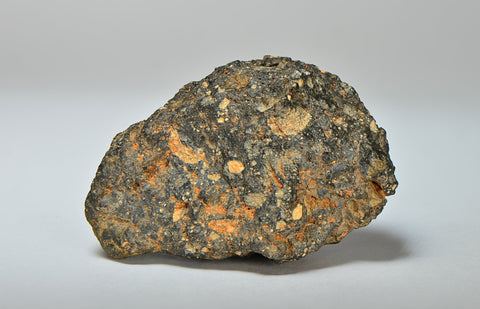 Lunar Meteorite with fusion crust 98.9g - NWA 11898