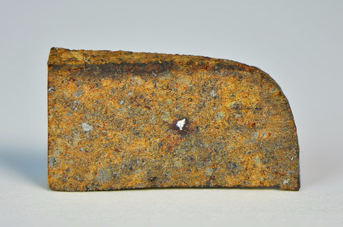 1.28g Partial Slice of NWA 6812 Meteorite I Class H5