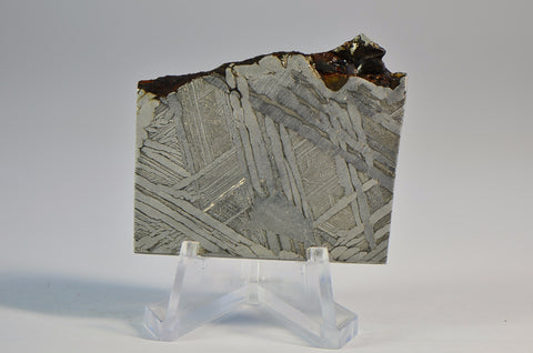 33g SEYMCHAN Meteorite Partial Slice I Spectacular Etch A+++ Collection Specimen