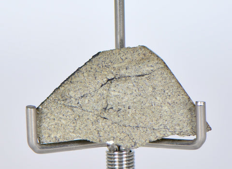 3.323g ZAGAMI Martian Meteorite Slice - Martian Witnessed Fall