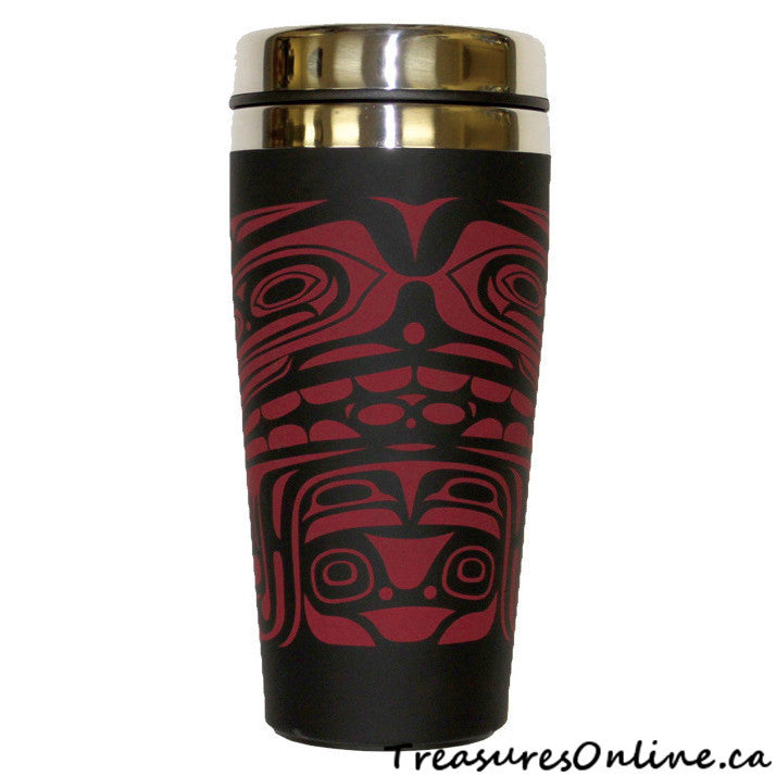 Buy Native Design Chief of the Seas 16oz Stainless Steel Travel Mug Online