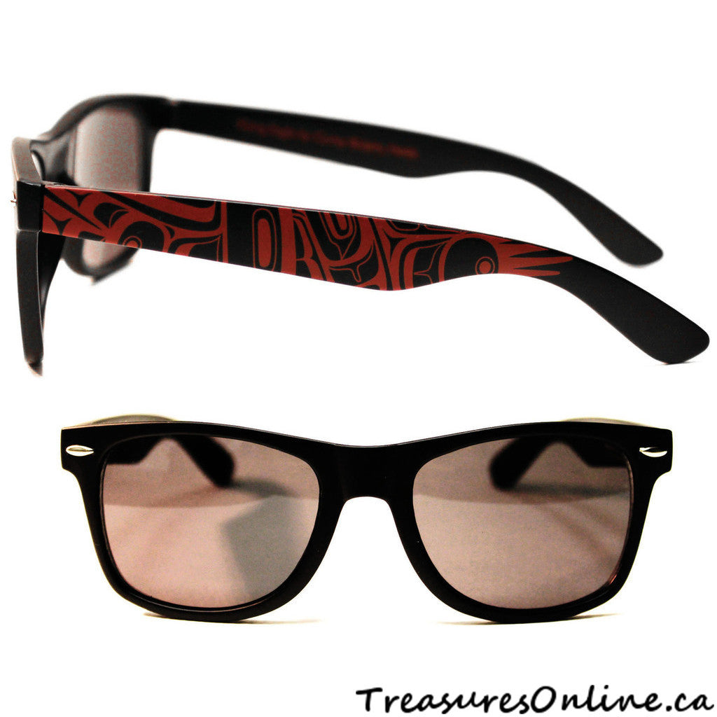 Buy Native Flying Eagle Adult Sunglasses Matte Frames Online