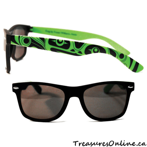 Buy Native Frog Adult Sunglasses Matte Frames Online