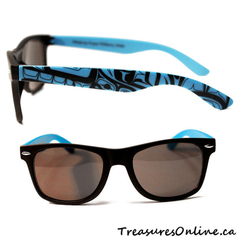 Buy Native Whale Adult Sunglasses Matte Frames Online