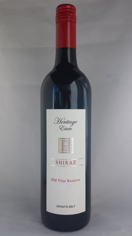 Old Vines Reserve Shiraz 2017