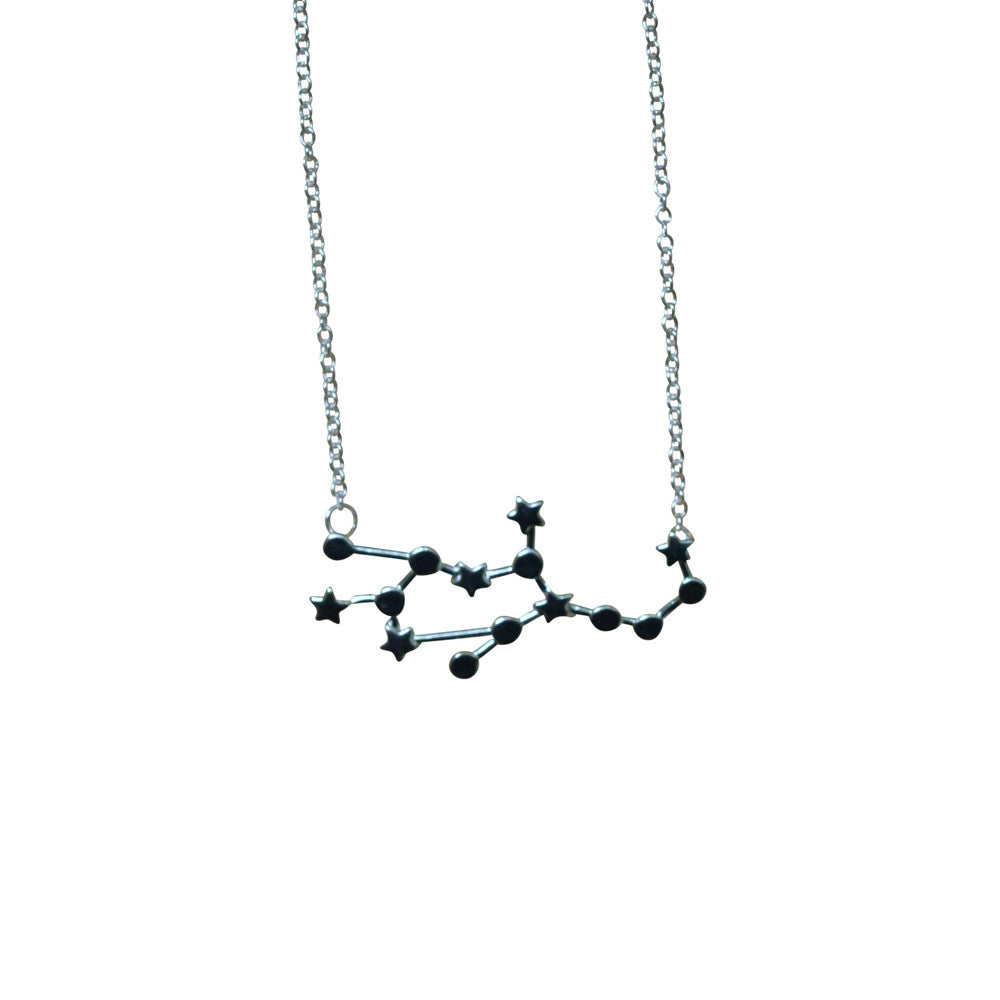 Constellation Necklace - Virgo