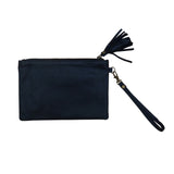 Morrison - Black & White Cowhide Purse