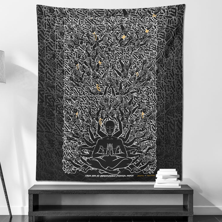 MIND OF A THOUSAND LIMBS • SUMMONS • Wall Tapestry Tapestry