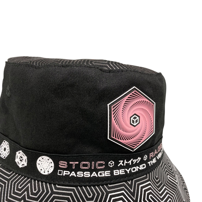 COMING SOON • HERO'S JOURNEY • Reversible Bucket Hat