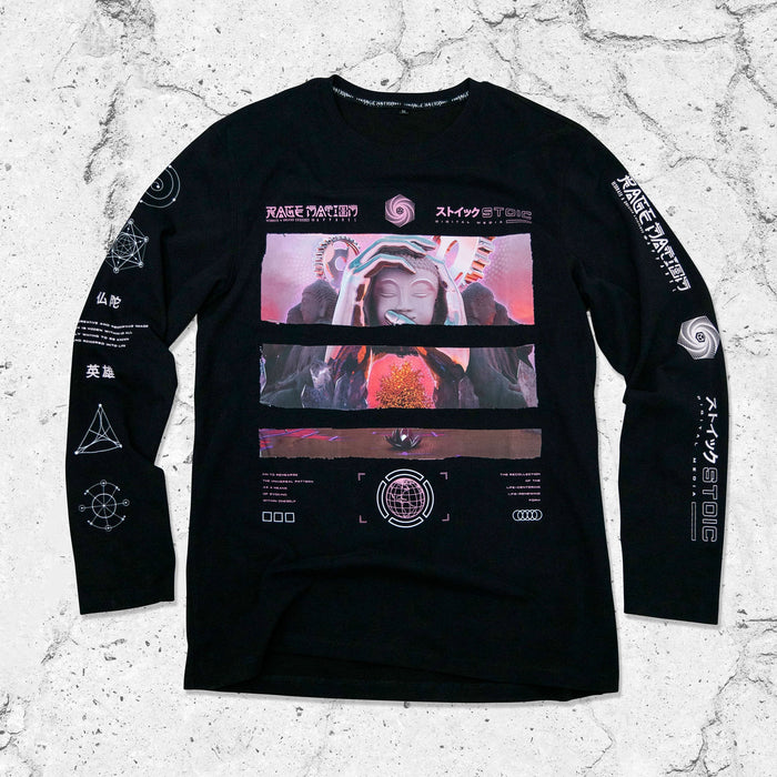 COMING SOON • HERO'S JOURNEY • STOIC DIGITAL • Long Sleeve Long Sleeve
