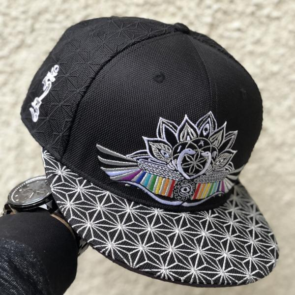 I AM V2 // CROWN // Hemp Snapback w/ Interior Pocket