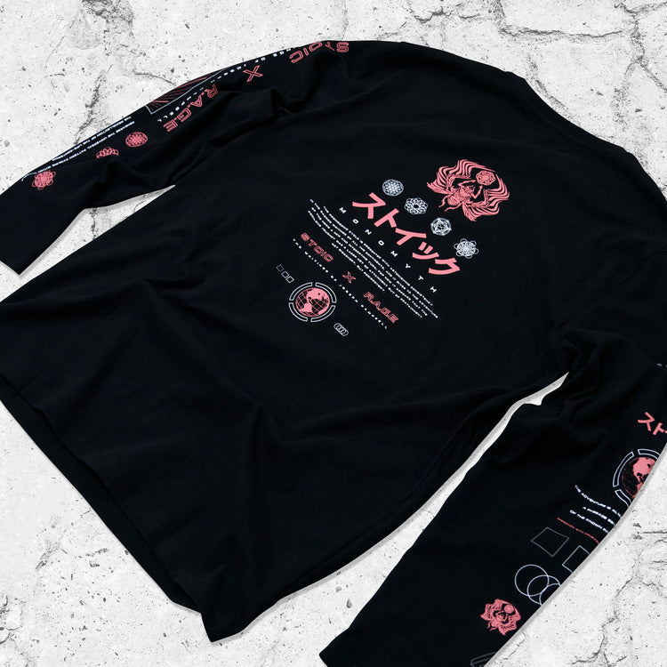 COMING SOON • MONOMYTH • STOIC DIGITAL • Long Sleeve Long Sleeve