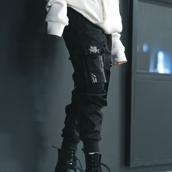 TH3 M3SSAG3 • DESIGN 001 • Tactical Joggers Joggers